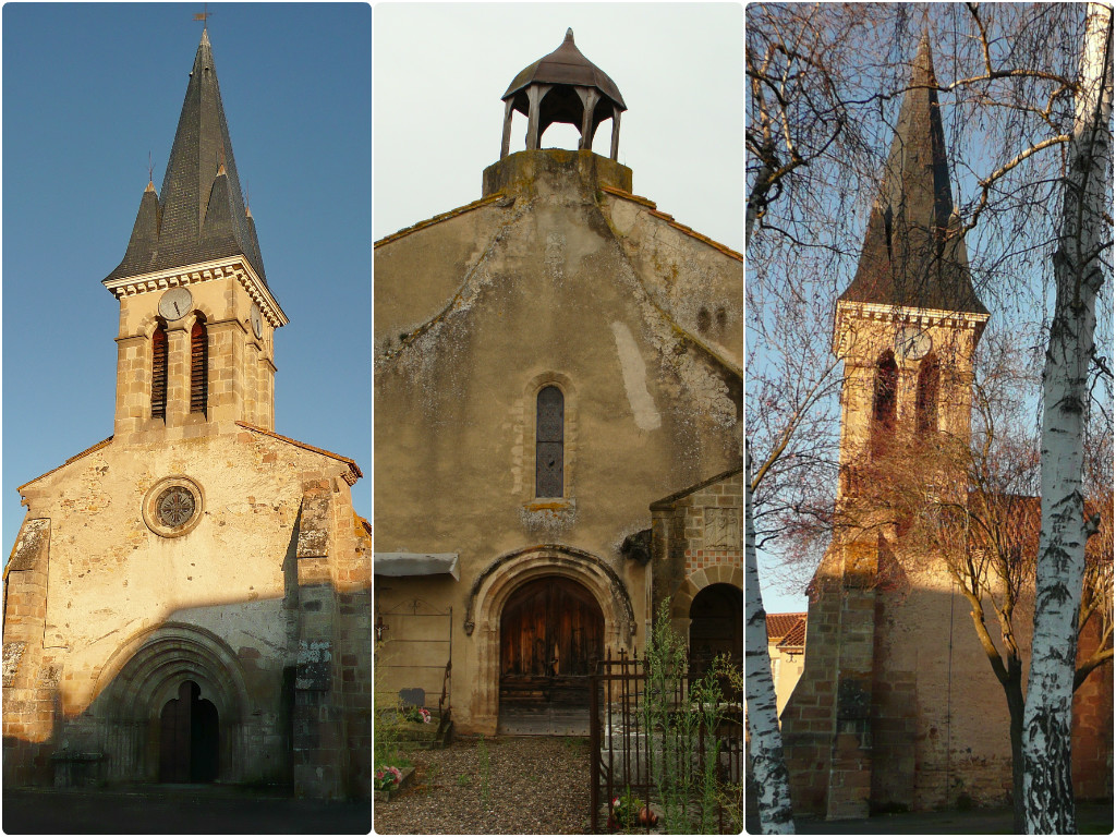 Saint Rémy de Chargnat : église et lieux sacrés
